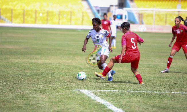 Morocco defeat Black Princesses in friendly