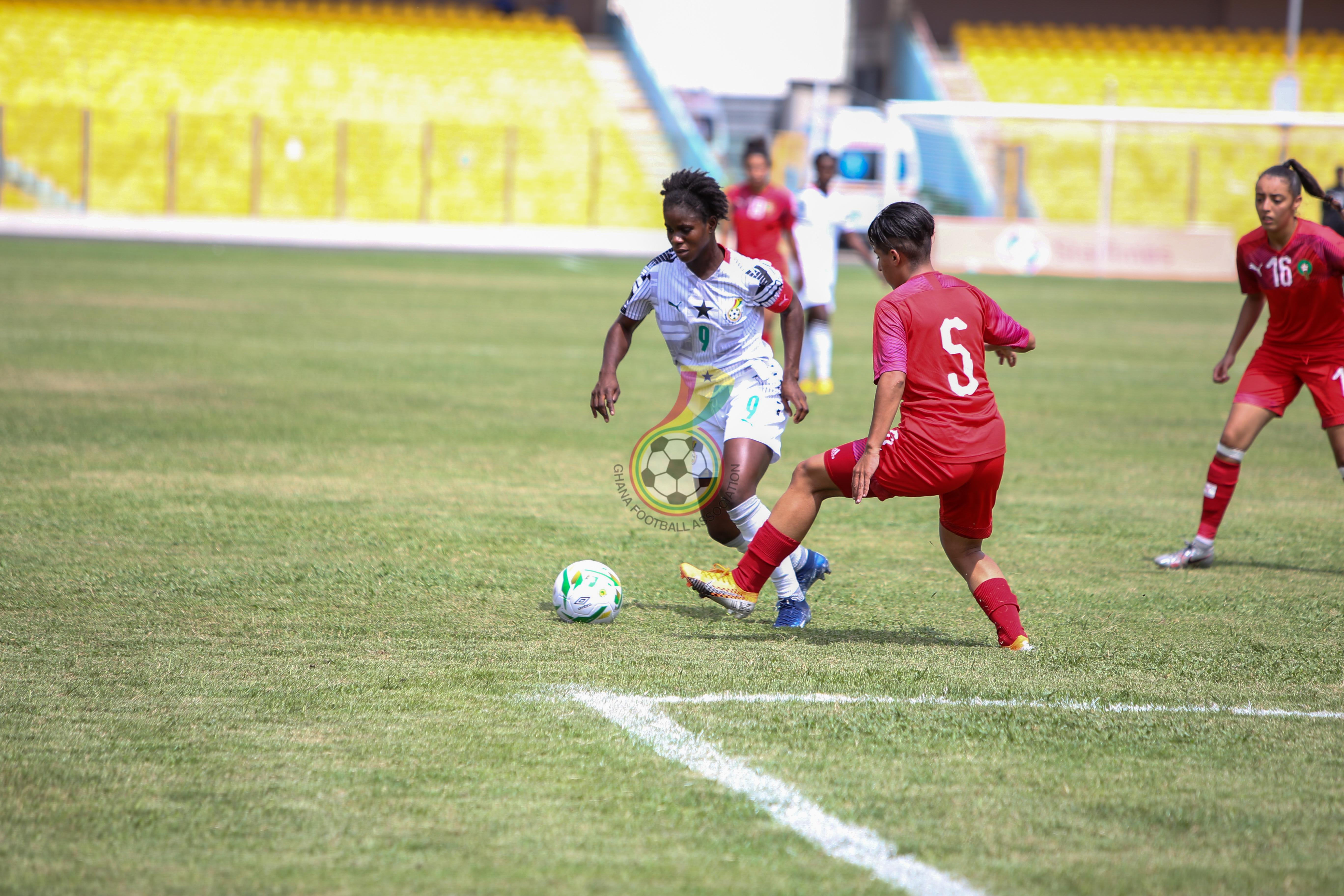 Morocco defeat Black Princesses in friendly