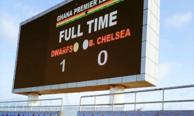 Ebusua Dwarfs beat Chelsea, Karela remain unbeaten after win against Dreams FC - Match Day Three round up