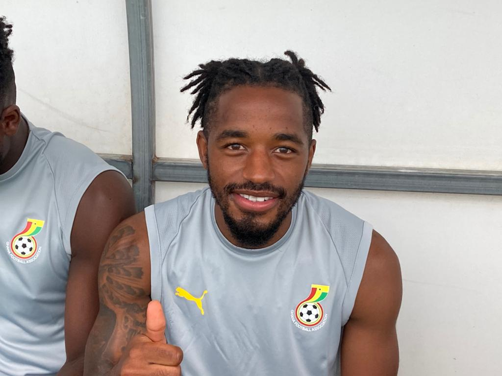 Playing for Ghana, long-cherished dream - Tariqe Fosu