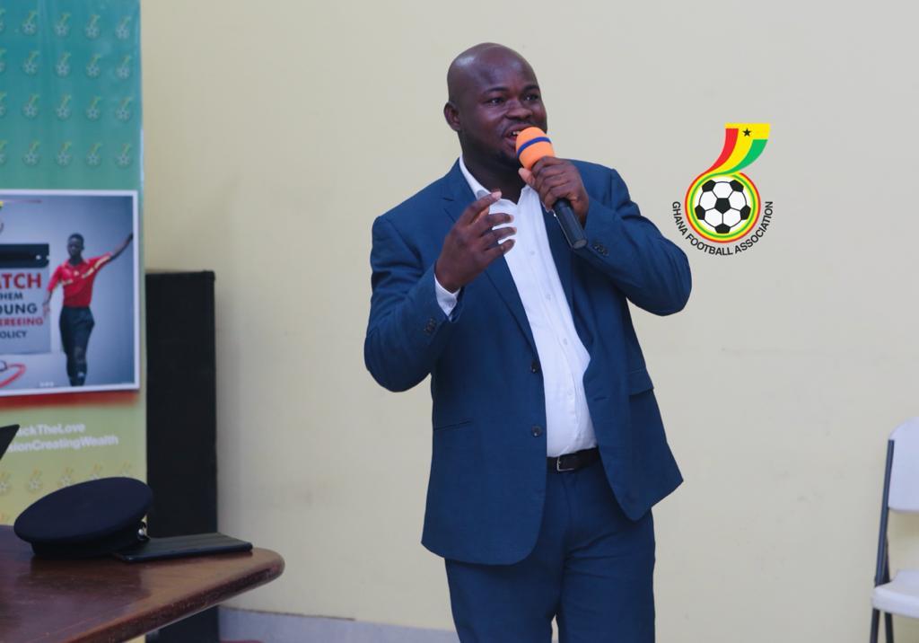 Julius Ben Emunah named Security officer for Champions League final