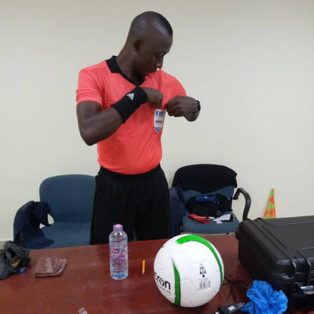 Ghanaian referees to handle Rahimo vs Enyimba Champions League tie