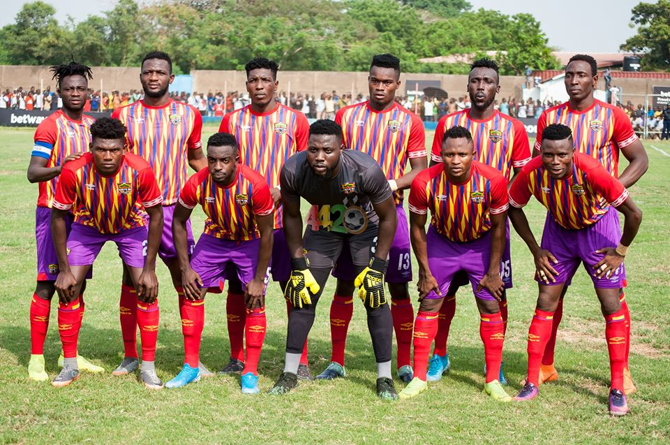 2021 Ghana Premier League: Aduana Stars v Hearts of Oak opener called off due to Covid-19 issues