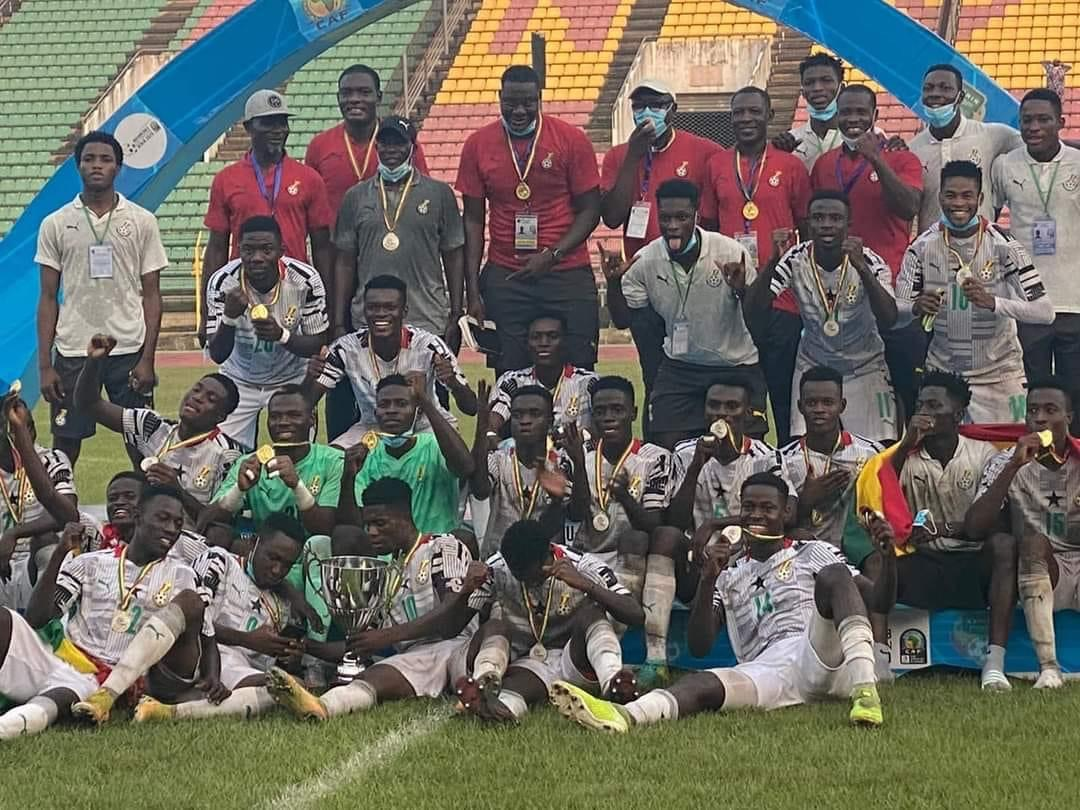 Total U-20 AFCON: Ghana paired with Tanzania, The Gambia and Morocco