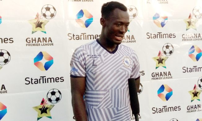 Aduana Stars shares points with host Chelsea in the Bono derby