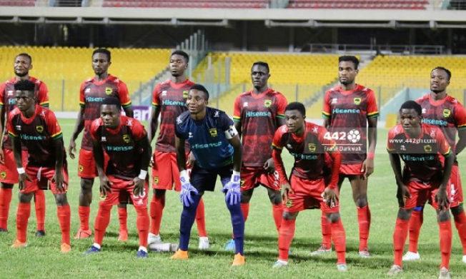 GFA sends goodwill message to Asante Kotoko ahead of Hilal clash