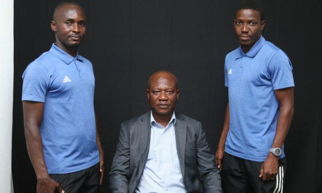 Ghanaian Match Officials return from WAFU duties