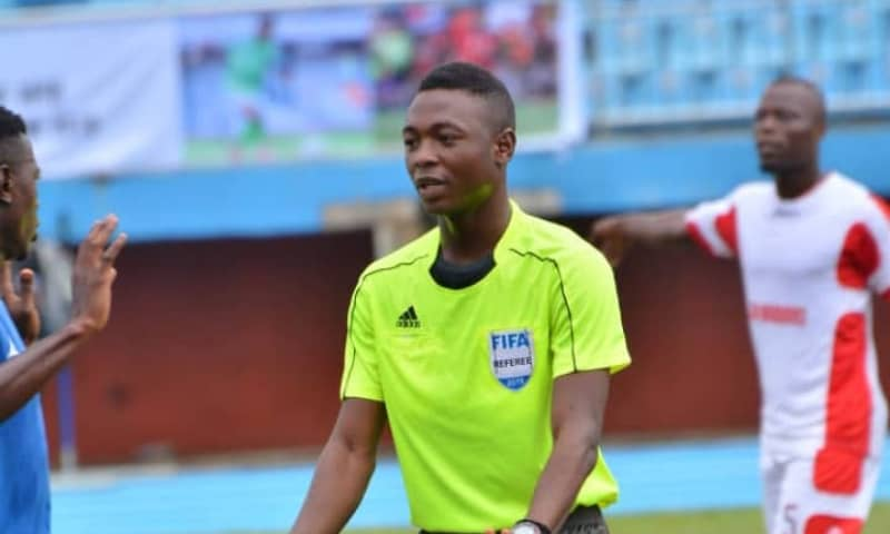 Nigerian referees appointed for Salitas FC vs AshantiGold game