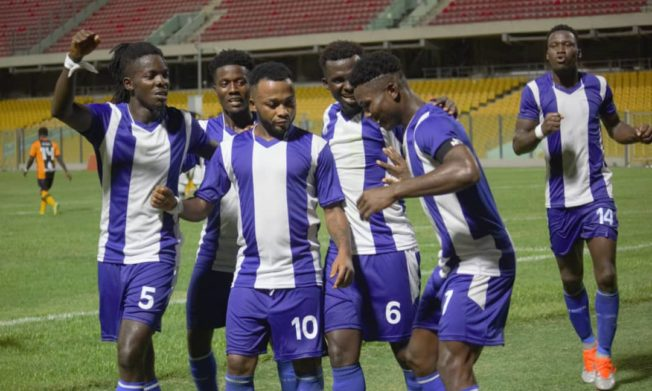 Wounded Great Olympics set sights on win against AshantiGold SC - Preview