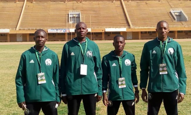 Vincent Kabore appointed to officiate Ghana -  Nigeria WAFU clash