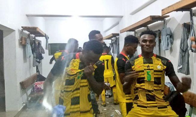 Ghana beat Niger on penalties to reach WAFU final