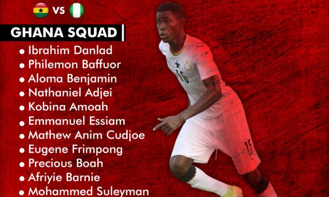WAFU Zone B championship: Karim Zito names squad for opener against Nigeria