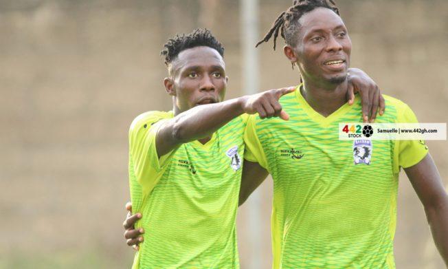 Amankona strikes late to give Bechem United win against Karela