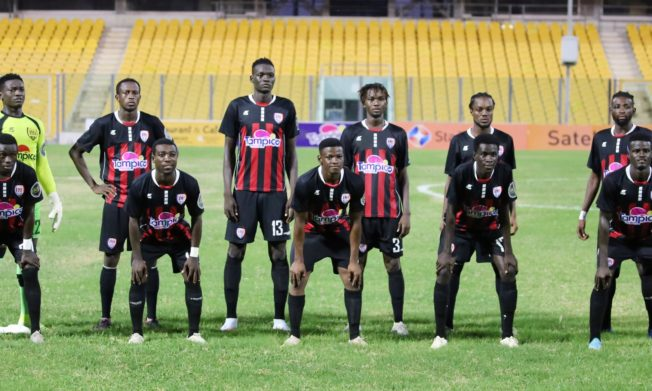 Inter Allies face Legon Cities in Accra new boys derby - Preview
