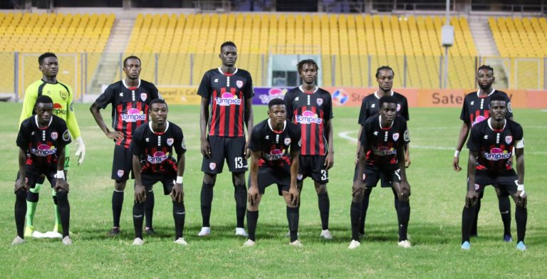 Inter Allies host Great Olympics in Accra derby Friday– Preview