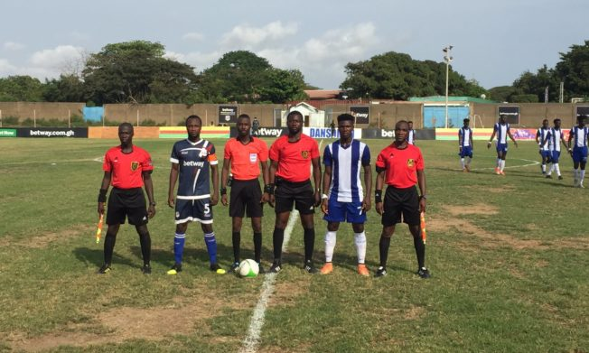 Simon Appiah's brace gives Liberty professionals win against Great Olympics