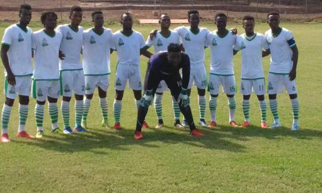 Hammond scores late as Elmina Sharks beat Bechem United