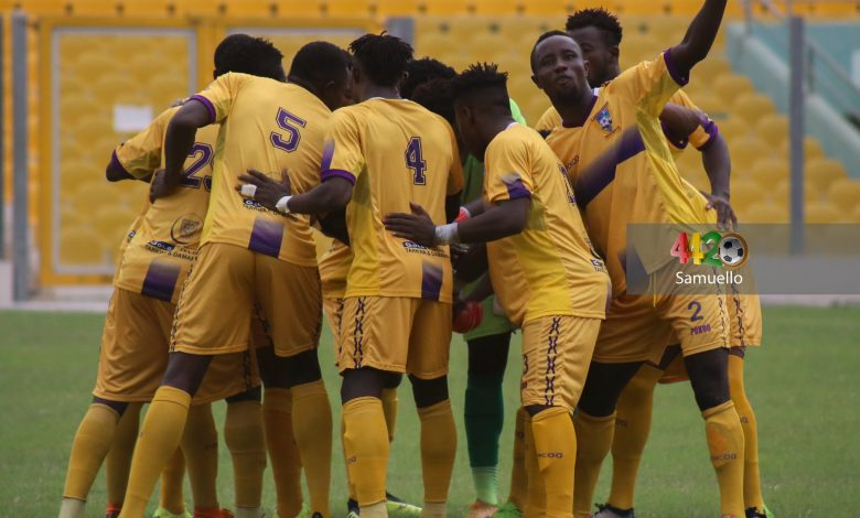 Medeama SC aim to continue winning run against Eleven Wonders - Preview