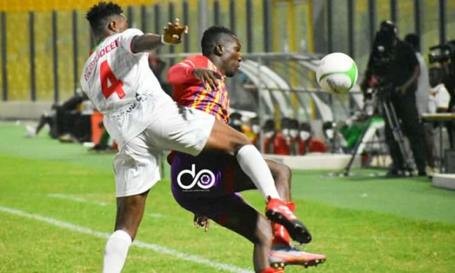 Hearts of Oak draw against Karela United in Accra