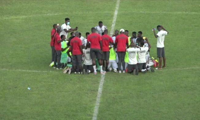 WAFU Zone B championship: Boah's goal sends Ghana through to semi finals