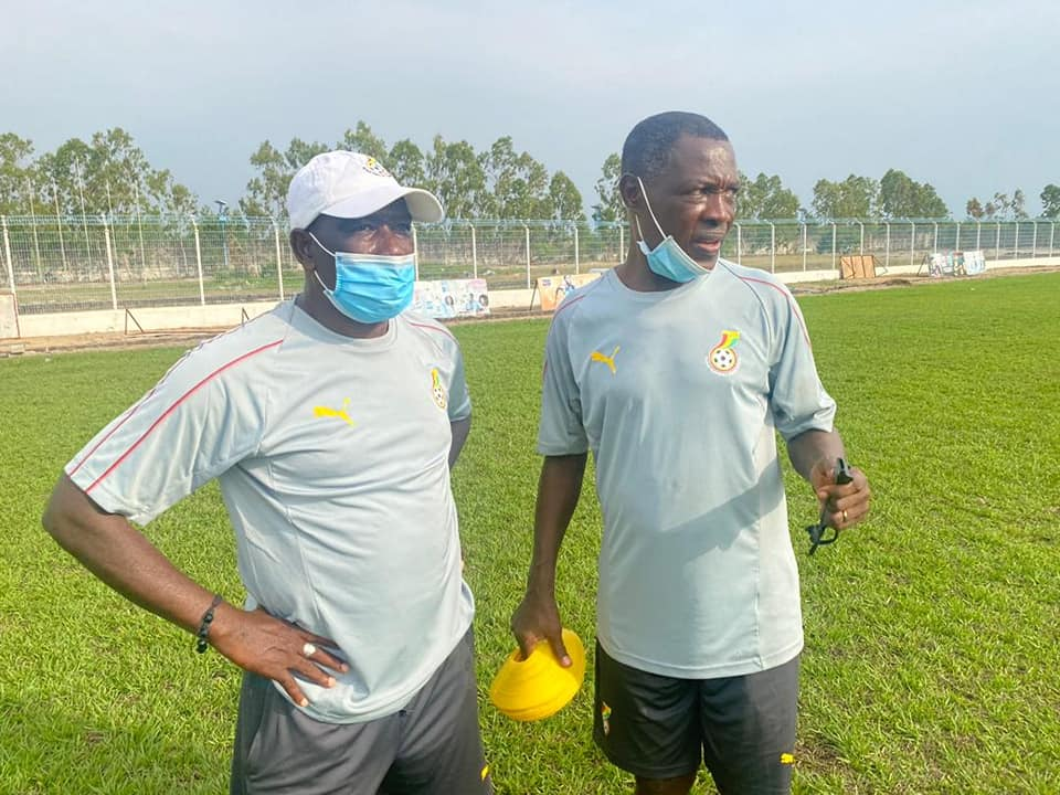 Interview: Abdul Karim Zito on road to final, winning ugly, toughest game at tournament, final against Burkina Faso and more.