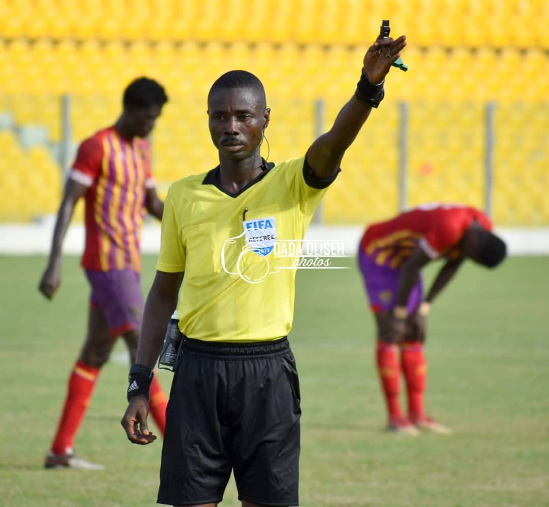 Charles Bulu to officiate Rivers United FC - Futuro Kings FC Confederation Cup tie