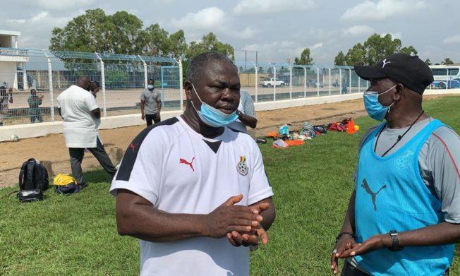 Take all points against Nigeria – Albert Commey tells Satellites