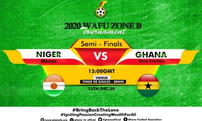 WAFU Cup of Nations: Tanisla Ahomlanto takes charge of Niger - Ghana clash
