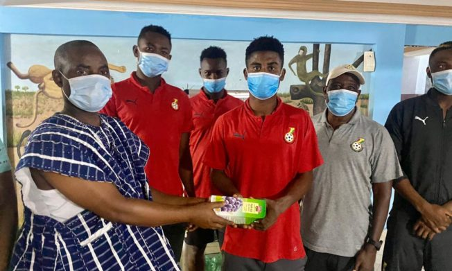 WAFU Cup of Nations: Ghana Embassy donates to Black Satellites