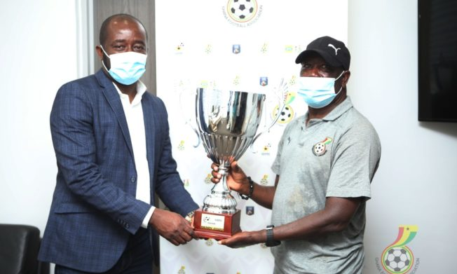 You have our support for U-20 AFCON – President tells Black Satellites
