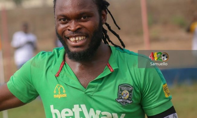 Yahaya Mohammed impresses as Aduana Stars beat Inter Allies at home