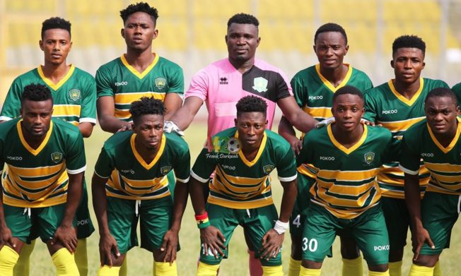 Ebusua Dwarfs pip King Faisal to record third home win of season