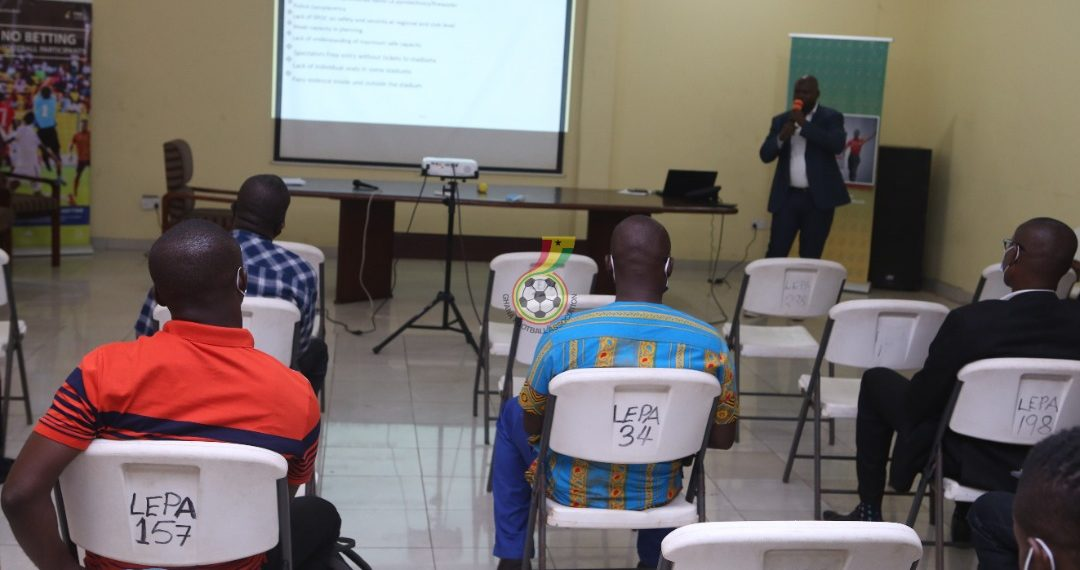 Covid-19 Protocols: GFA to meet Club Safety & Security Officers on Wednesday