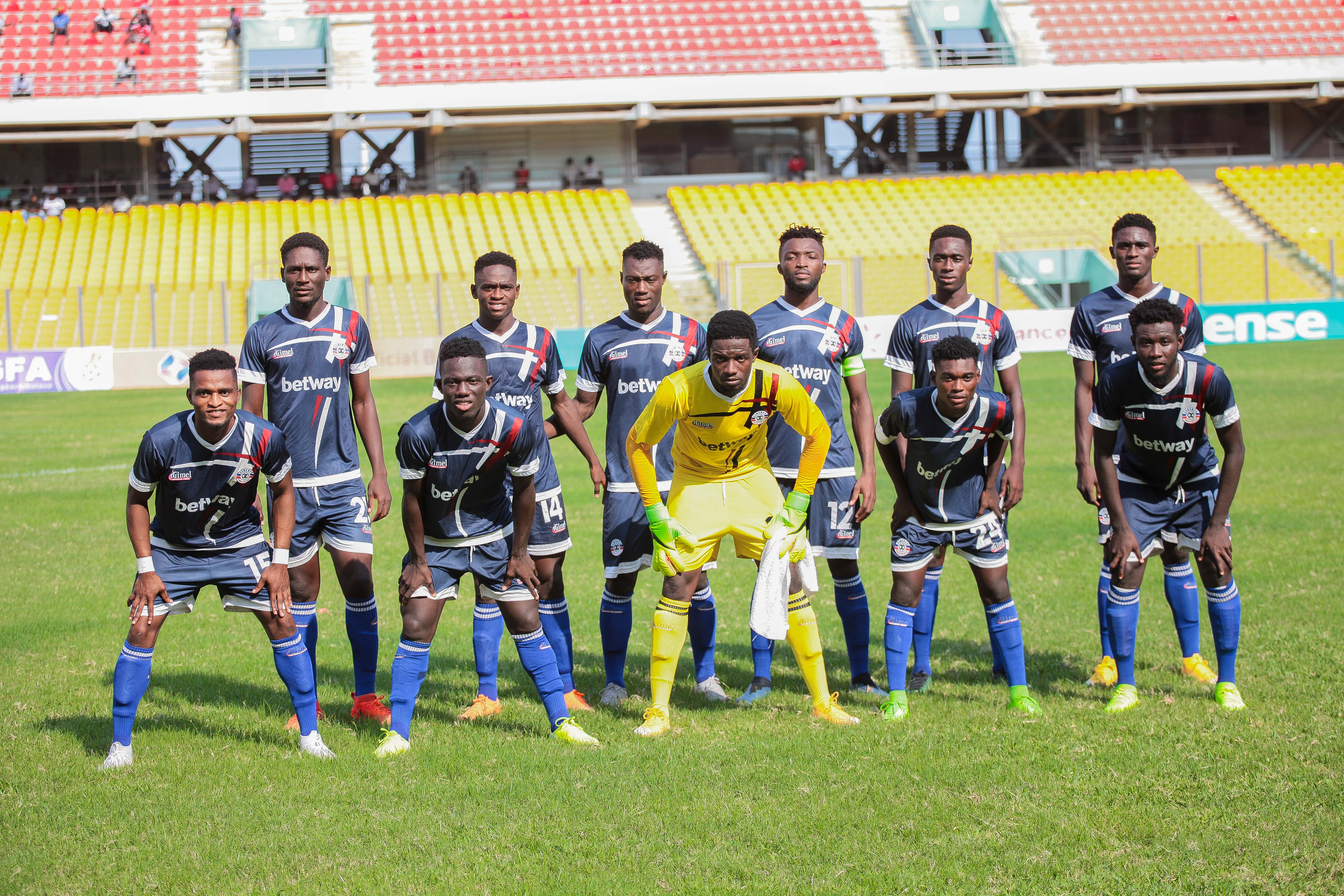 Liberty Professionals FC play Mysterious Ebusua Dwarfs Saturday – Preview