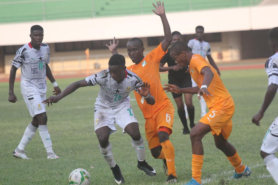 IV 1 - WAFU U-17 Cup of Nations: Black Starlets crashed-out by Côte D'Ivoire