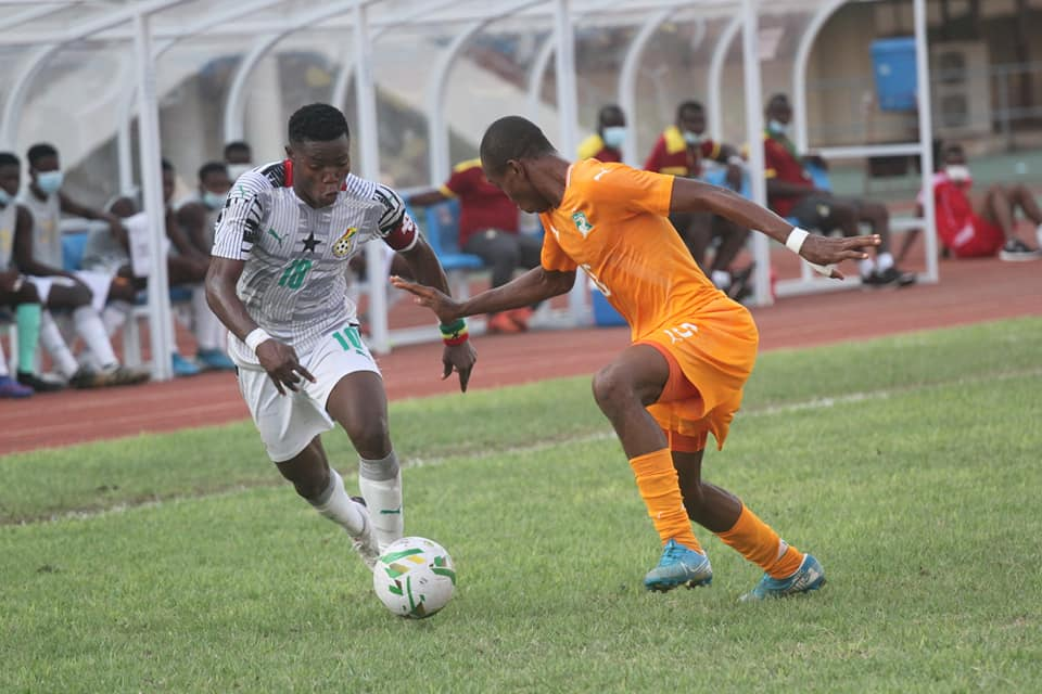 IV 2 - WAFU U-17 Cup of Nations: Black Starlets crashed-out by Côte D'Ivoire