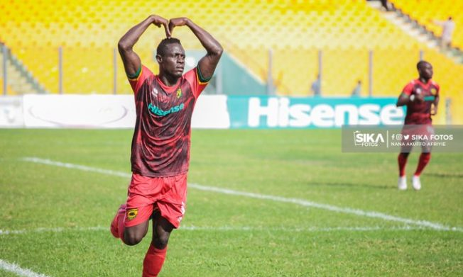 Asante Kotoko contingent excused from Black Stars duty