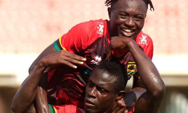 Kwame Opoku scores as Asante Kotoko snatch point at WAFA