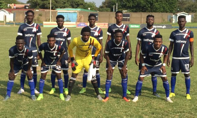 Liberty Professionals held by Aduana Stars in scoreless stalemate