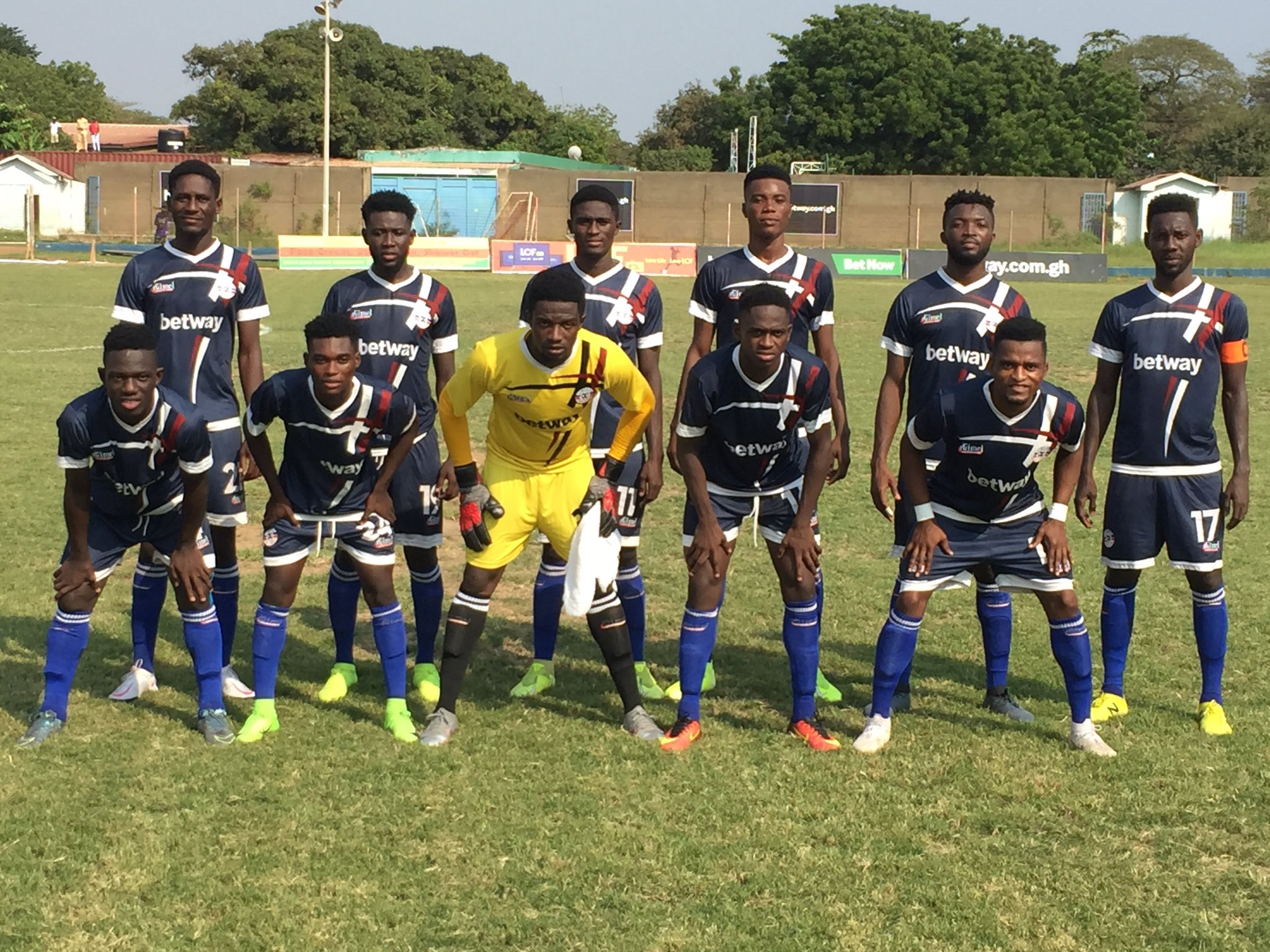 Ebusua Dwarfs condemn Liberty Professionals to first home League defeat
