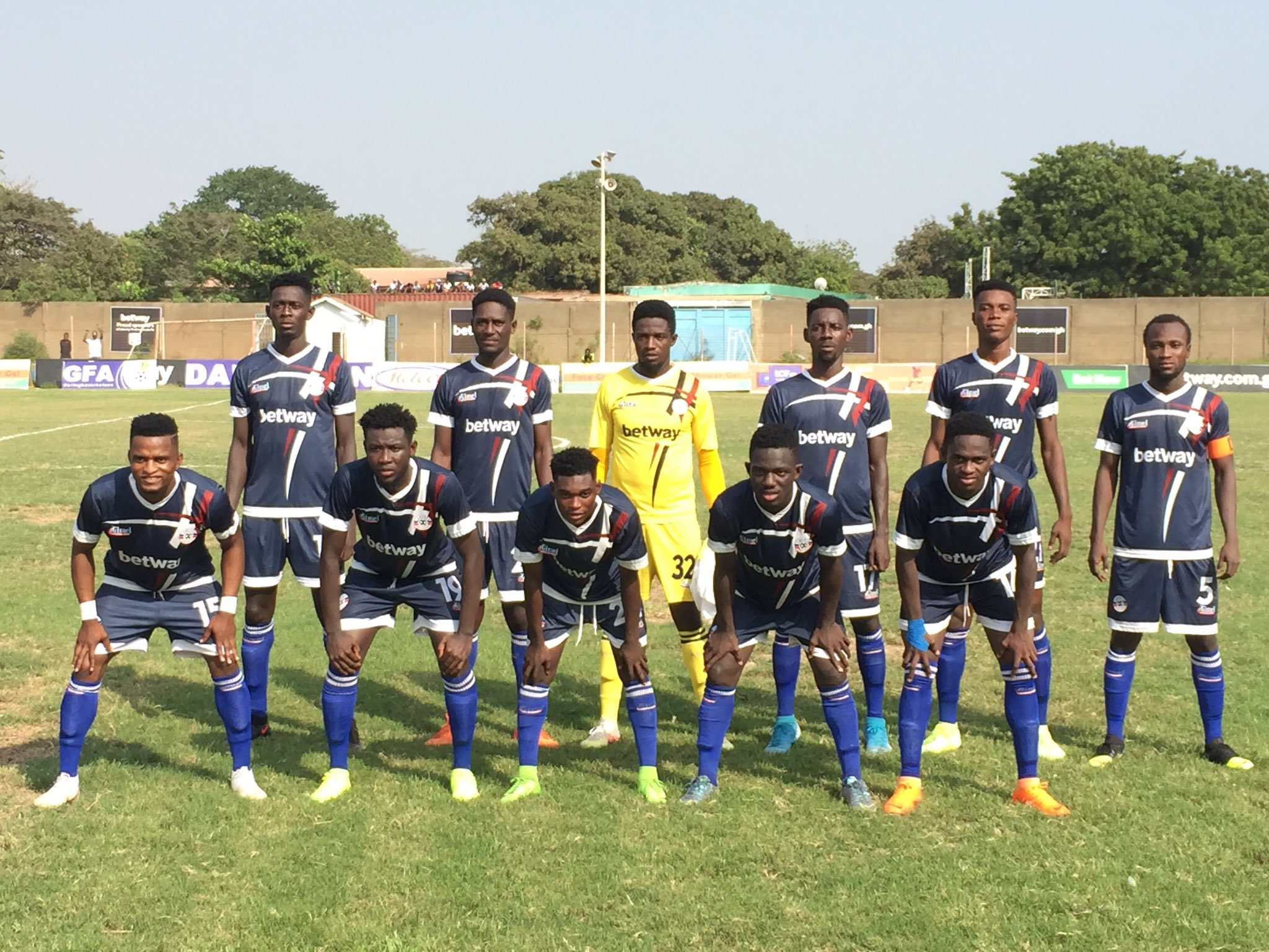 Liberty Professionals host Hearts of Oak Wednesday – Preview