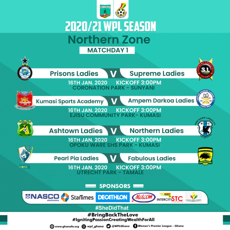 Women's Premier League Match day 1 Preview- Northern Zone
