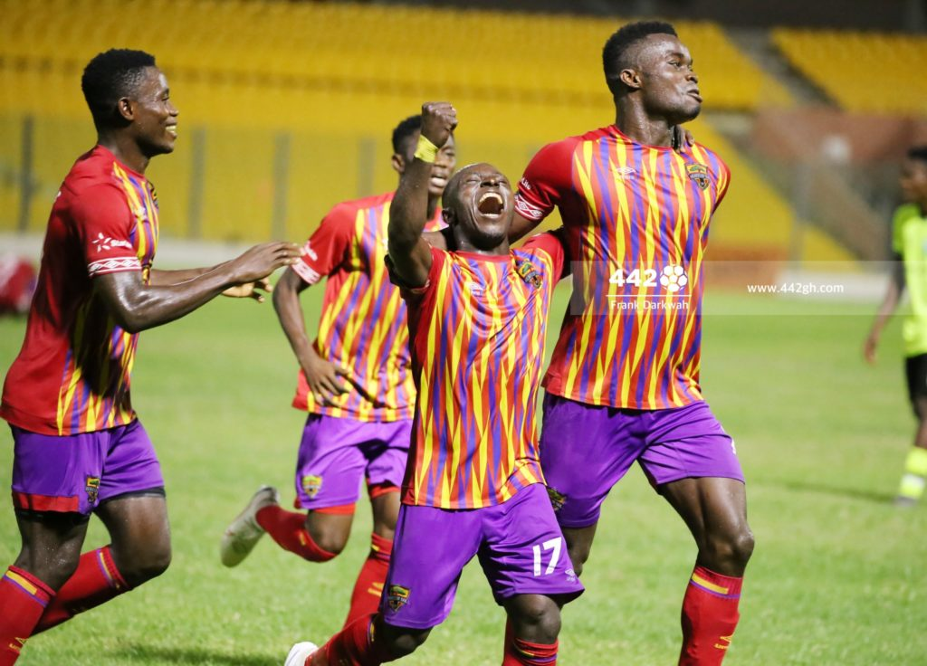 Hearts of Oak face plucky Eleven Wonders on Sunday - Preview