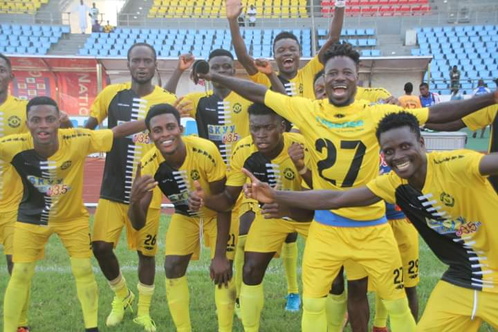 Division One League: Deportivo, Unistar, Bekwai Youth, Gold stars win on match day one – Zone Two round up