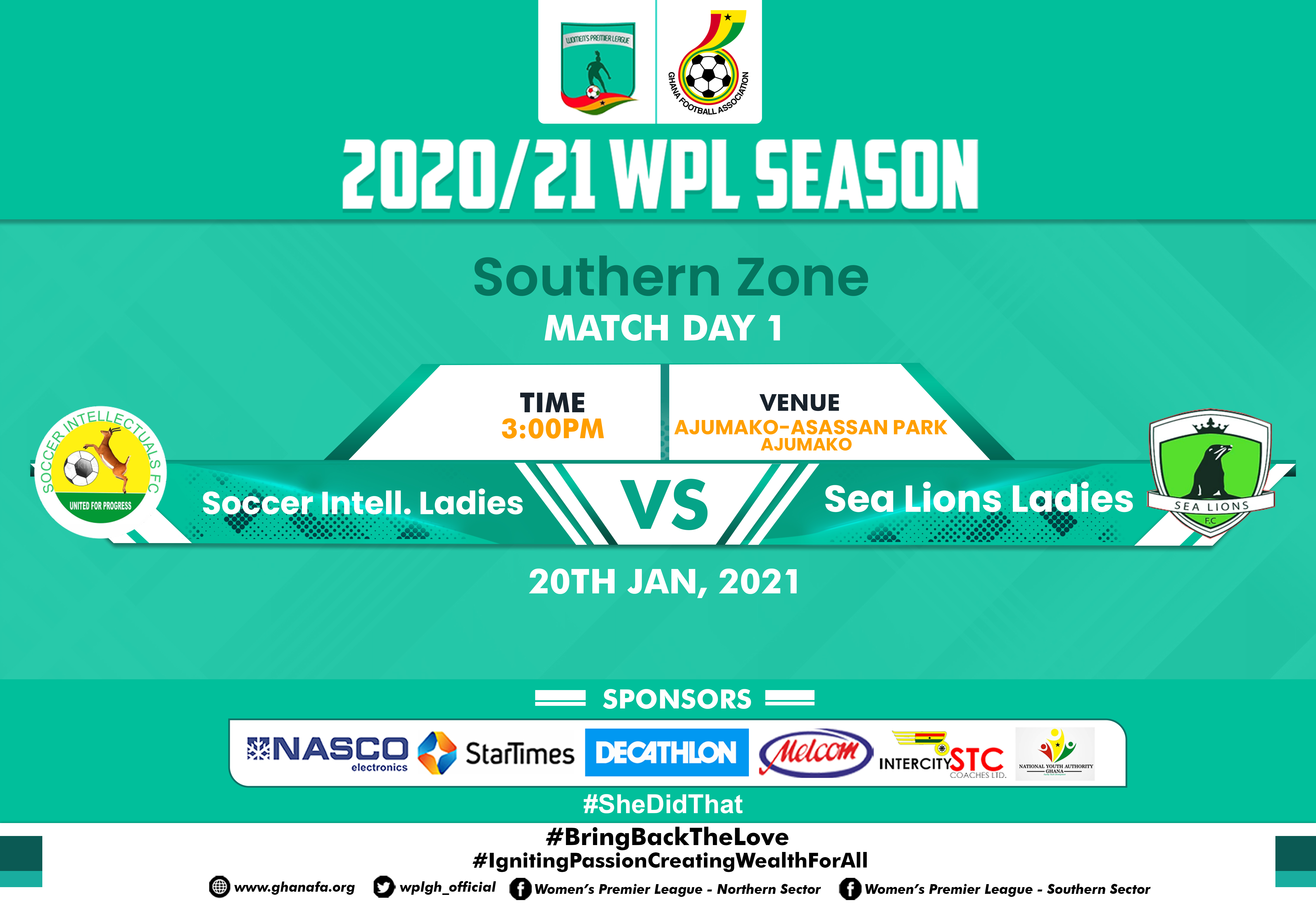 Outstanding WPL, DOL matches to be played on Wednesday