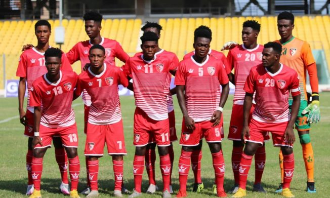 WAFA rally to win 3-1 against leaders Karela United at Sogakope