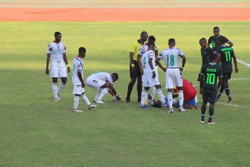 WhatsApp Image 2021 01 09 at 6.18.11 PM - WAFU U-17: Ghana Force Flying Eagles To 1-1 Draw