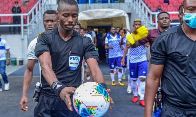 Charles Bulu handed WAFU U-17 Cup of Nations final in Togo