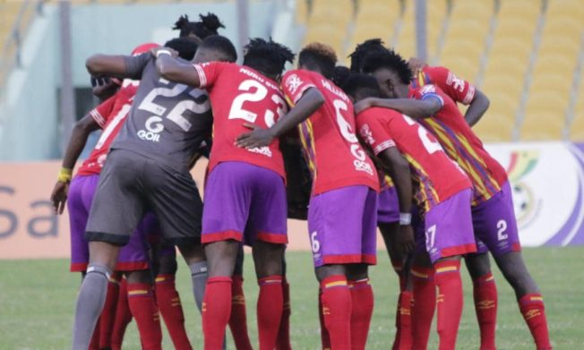Hearts of Oak meet city rivals Great Olympics in Ga Mashie derby – Preview