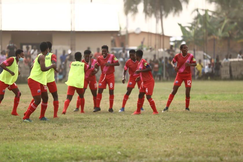 Match Report: Soccer Intellectuals bow to Berry Ladies at home